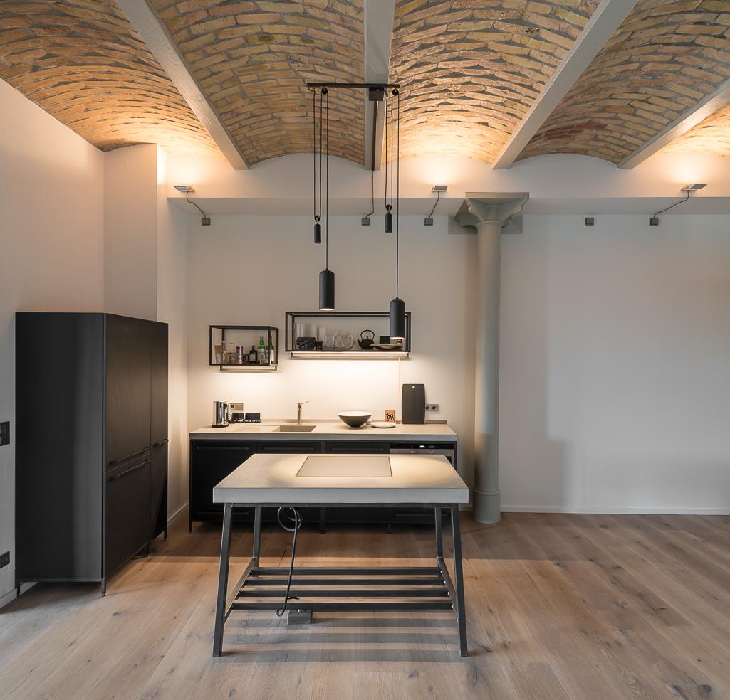 Loftwohnung von Studio Karhard